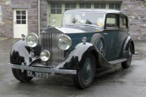 1935 Rolls-Royce 20/25 Park Ward Saloon GHG20