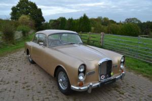 1965 Alvis TE21 Coupe