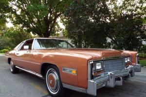 Cadillac : Eldorado FLEETWOOD