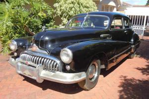 Buick Black 1948 in North Albury, NSW Photo