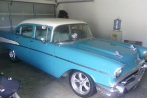 1957 Chevrolet 210 4 Door Sedan in Yeppoon, QLD