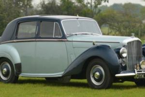 1954 Bentley R type Harold Radford Countryman