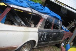 Chrysler Valiant VC Factory 273 V8 904 Auto Wagon Mopar
