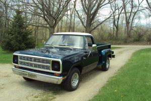 Dodge : Other Pickups Stepside Long Box