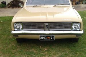 Holden Kingswood 1971 4D Sedan 4SPD MAN 308V8 in Mandurah, WA
