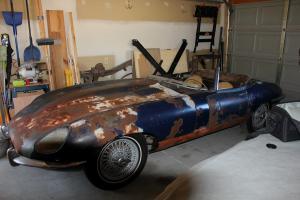 Jaguar : E-Type E-Type