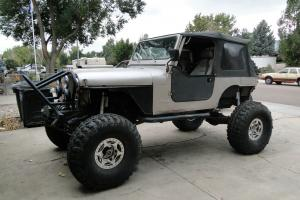 Jeep : CJ Rock Crawler