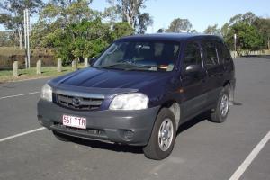 Mazda Tribute Limited 2001 4D Wagon 4 SP Automatic 4x4 3L Multi Point in Strathpine, QLD