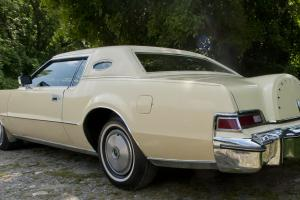 Lincoln : Continental Mark 4
