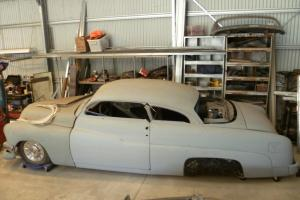 Mercury Hotrod Kustom 2 Door AND 4 Door RHD TWO Cars Photo