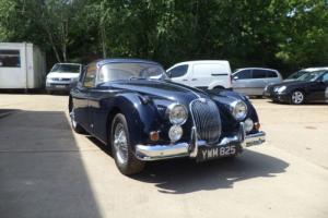 Jaguar XK150 matching numbers right hand drive from new with buff log book
