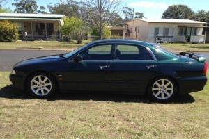 Mitsubishi Magna Sports 1999 4D Sedan 5 SP Manual 3 5L Multi Point F INJ in Silverdale, NSW