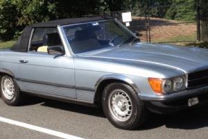 Mercedes-Benz : 200-Series 280 SL