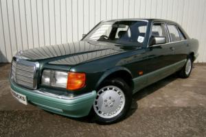 90/G MERCEDES W126 260SE AUTO ***VERY RARE 260 SE***