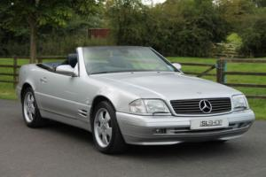 Mercedes-Benz SL 320 | 64K Miles | Full spec Incl Panoramic Glass Hard Top