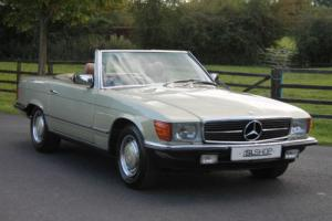 Mercedes-Benz 500 SL | Just 76000 Miles | Leather Seating | HLW