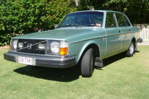 Volvo 244 GL X