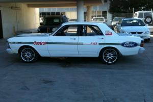 XY Falcon ALL Wheel Drive Race CAR GT Falcon Unfinished Project in Gladstone Park, VIC