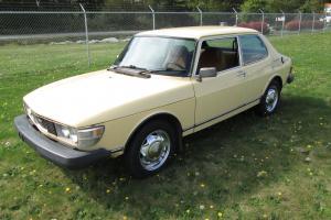 Saab : Other 99  GLi