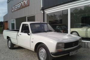 1988 Peugeot 504 GL PICK UP THE BEST EXAMPLE FOR SALE MUST BE SEEN