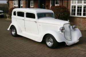 Plymouth Deluxe Tudor PE Sedan PETROL AUTOMATIC 1934/1