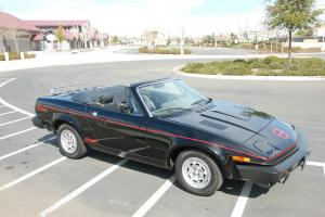 Triumph : Other TR-7  Spider