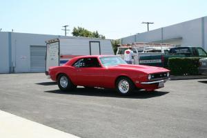 Big Block Chevrolet / 493ci.