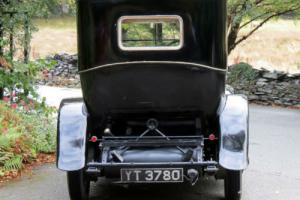 1927 Rolls-Royce 20hp Barker Limousine GAJ38