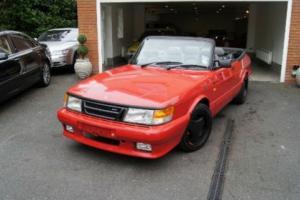 1991 Saab 900 Convertible Turbo S Photo
