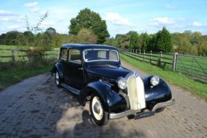 1938 Talbot Lago T4 Saloon Photo
