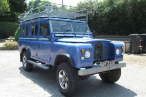 """Land Rover Series 2a 109"""" Station Wagon"""