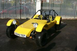 1984 Kit Car Fugitive II 2-Axle-Rigid Body 2 Seater Sports 1.6 Petrol