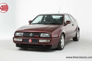 FOR SALE: Volkswagen Corrado VR6