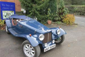 NGTF 1.8 cc 4 speed roadster pastiche