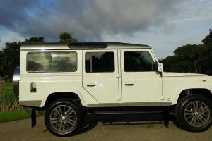 REFURBISHED DEFENDER WITH A/C, POWER STEERING AND V/8