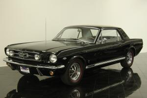 Ford : Mustang GT K-Code Coupe