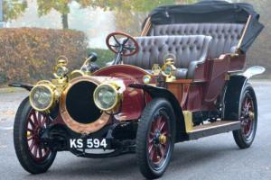 1911 Delaunay Belleville HB4 Rois des Belges.
