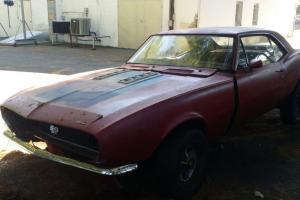 Chevrolet : Camaro BASE HARDTOP 2-DOOR