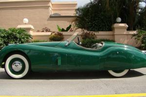 Jaguar : XK XK120 2 SEATER ROADSTER