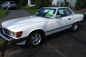 Mercedes-Benz : SL-Class 2 door removable hard top