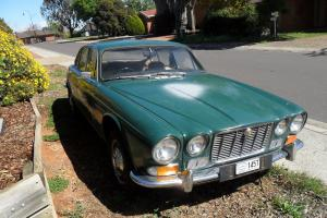 1971 Jaguar Series 1 XJ6 SWB