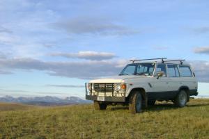 Toyota : FJ Cruiser 4 door