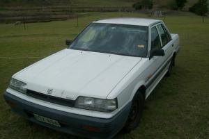 Nissan Skyline 1989 4D Sedan 3L Auto in Gympie, QLD Photo