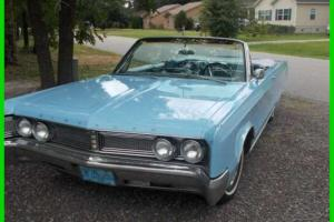 Chrysler : Newport Convertible Coupe