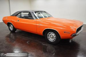 Dodge : Challenger Coupe Photo