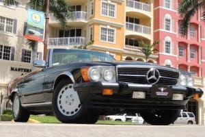 Mercedes-Benz : SL-Class 560SL