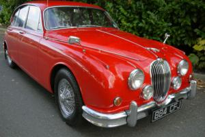 JAGUAR MK2 2.4 MOD SALOON - EXCELLENT ORIGINAL CAR !!