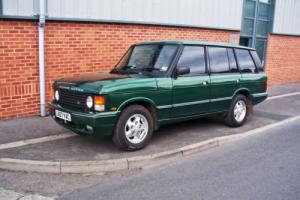 1994 Range Rover 4.2 LSE 116K miles Soft Dash