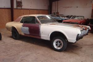 Mercury : Cougar GT Photo