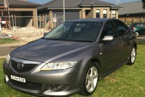 Mazda 6 Luxury Sports 2005 5D Hatchback 5 SP Manual 2 3L in Kellyville, NSW